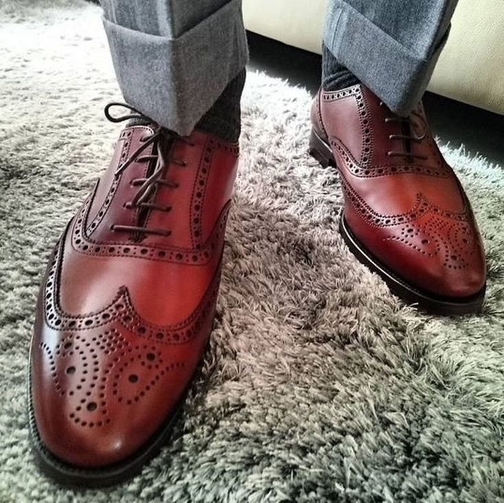 Cool 46 Stylish Mens Wingtip Shoes Ideas for Stunning Looks. More at http://aksahinjewelry.com/2017/11/09/46-stylish-mens-wingtip-shoes-ideas-stunning-looks/