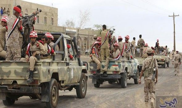 قوات الجيش اليمني تحرر معسكر Military Vehicles Vehicles Monster Trucks