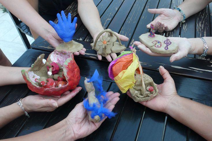 Geleneksel Dışavurumcu Sanat Terapisi Atölye Çalışması 6-9 Ekim'de Datça'da
