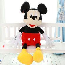 Nowe zabawki 48cm Mickey Mouse Minnie Różowy Wypchane zwierzęta Pelucia Myszka Minnie Mickey dziewczyną pluszowe zabawki dla dzieci prezenty (Chiny (kontynentalne))