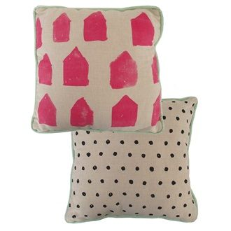 OTHER - Floragraphica House Cushion - Kerridge Linens & More