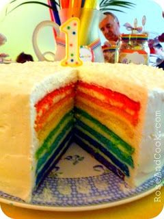 Le Candy Bar - Sweet Table etc: Sweet Table - Rainbow party - theme arc-en-ciel