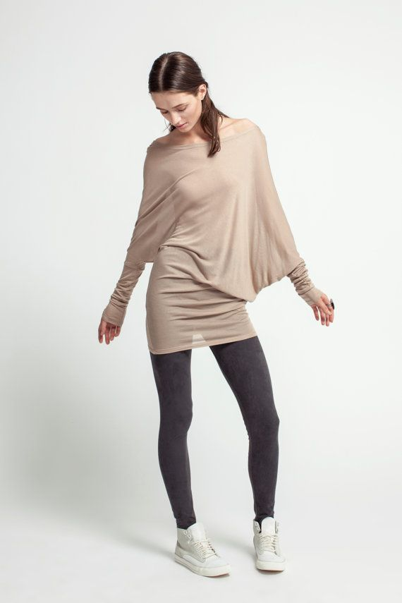 NEW+Party+Top+/+Slouchy+Shirt+/+Oversized+Tunic+/+by+marcellamoda