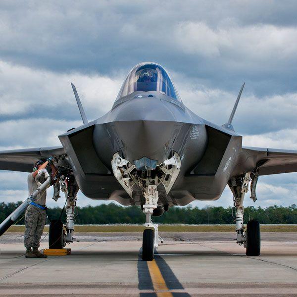 President Donald Trump should cancel the failed F-35 fighter-jet program.