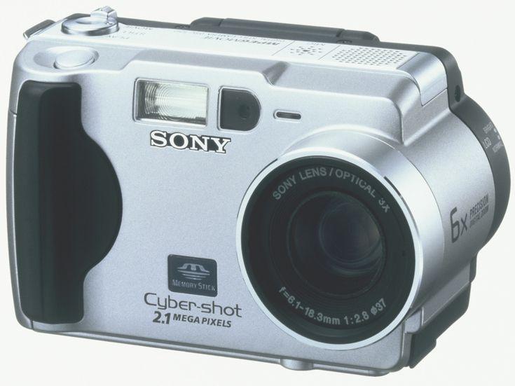 Sony DSC-S50