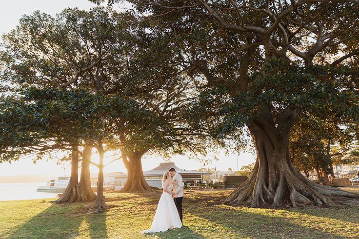 Anna + Tim 💕  #weddings #weddingphotography #watsonsbay