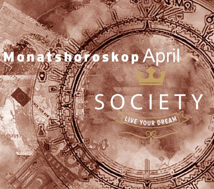 Horoskop aktuell – Monatshoroskop April