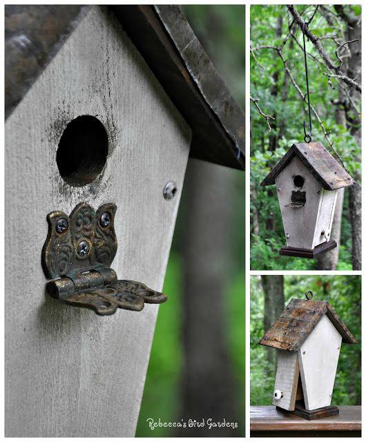 77 Best Birdhouses Feeders Images On Pinterest