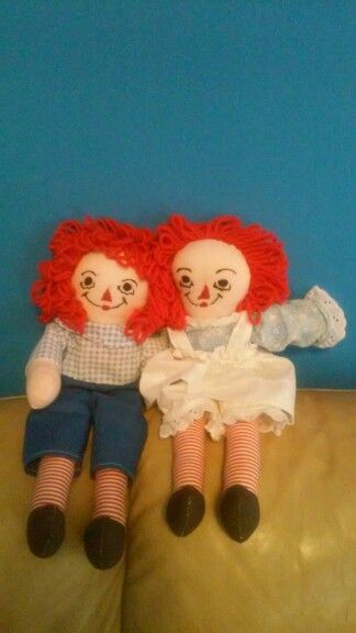 110 Best Images About Raggedy Anne And Andy Johnny