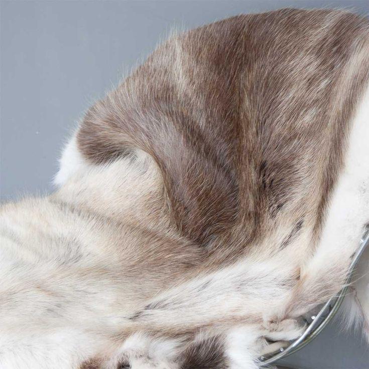 Beautiful reindeer hides from Ineko home
