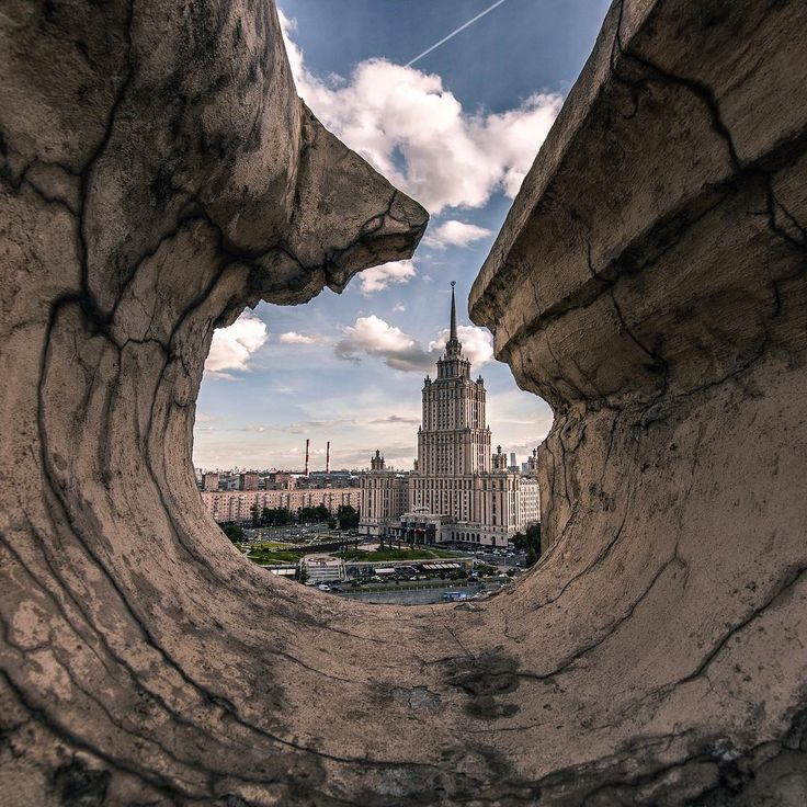 Самые необычные здания в россии фото если