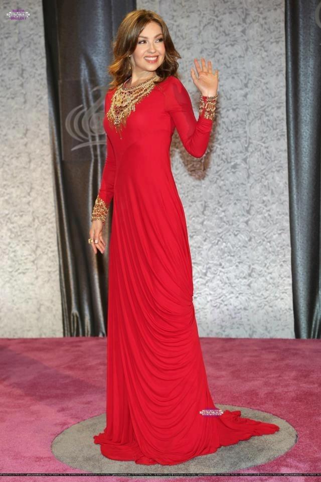 Thalia en Premios lo nuestro 2013