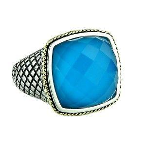 Trebol quot  Rin...D Andrea S Jewelers