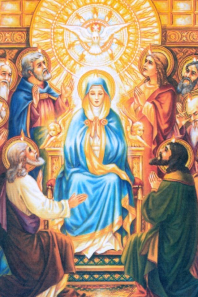 pentecost is the birth of the church