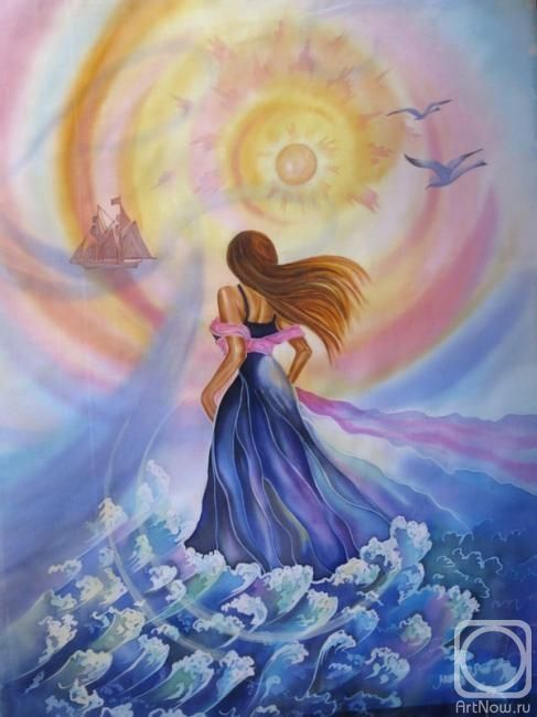 41 Best Images On Pinterest Silk Painting Fiber And