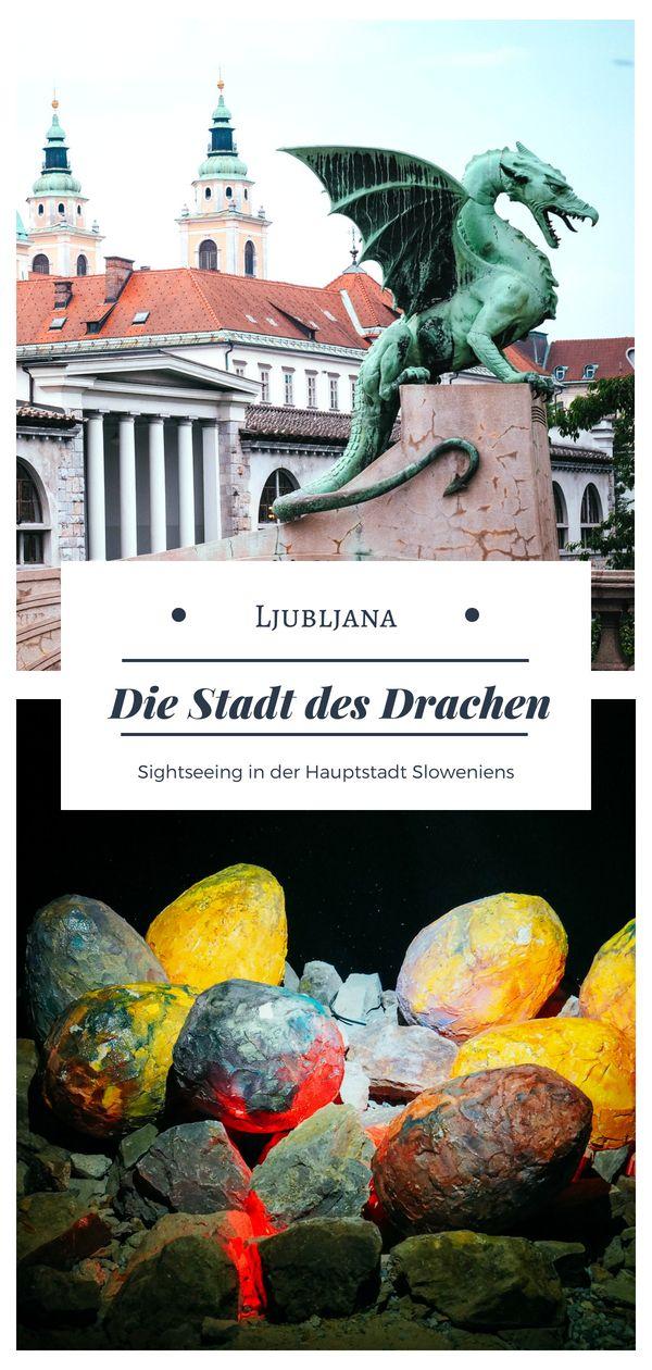2 Tage Ljubljana Sehenswürdigkeiten. Burg Ljubljana, Jože Plečnik & mehr