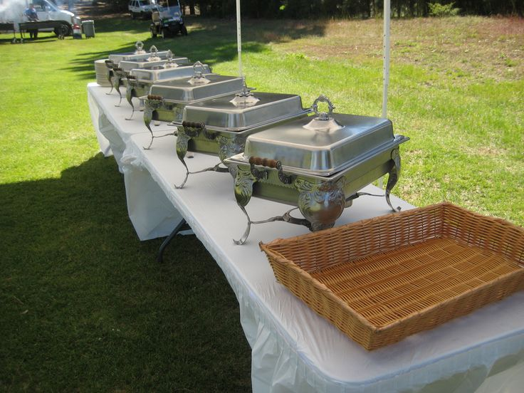 How to Cater Your Own Wedding -- via wikiHow.com