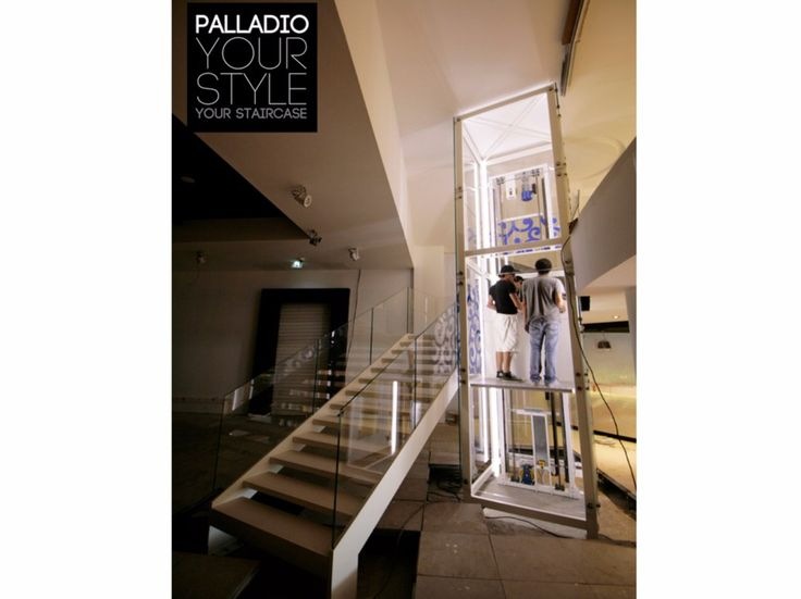 M s de 25 ideas fant sticas sobre ascensor en pinterest - Escalera japonesa ...