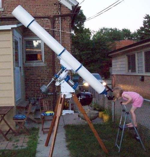 Ideas How To Build A Diy Telescope