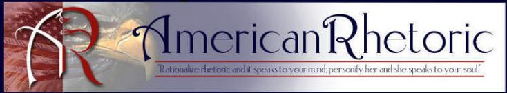 American Rhetoric: Definitions of Rhetoric
