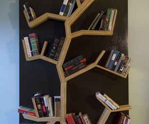 The 25 best ideas about tree bookshelf on pinterest for Tree bookshelf diy