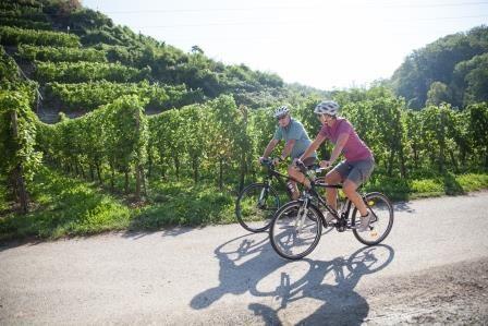 WeinRadeln im Heilbronnerland. Vom Taubertal bis zur Schwäbischen Alb erschließt der Württemberger Weinradweg das Weinland Württemberg. Neben der Hauptroute finden Sie hier Tagestouren am Württemberger Weinradweg mit vielfältigen Weinerlebnissen an der Strecke.