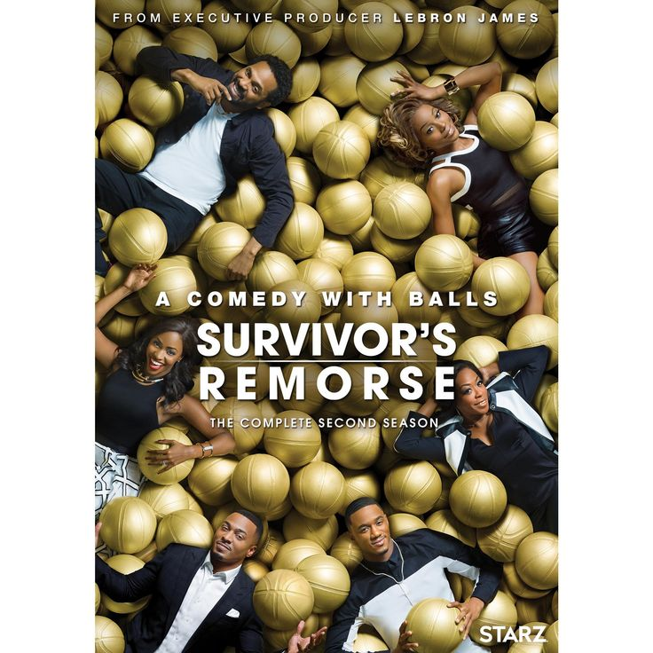 Survivor's remorse:Season 2 (Dvd)