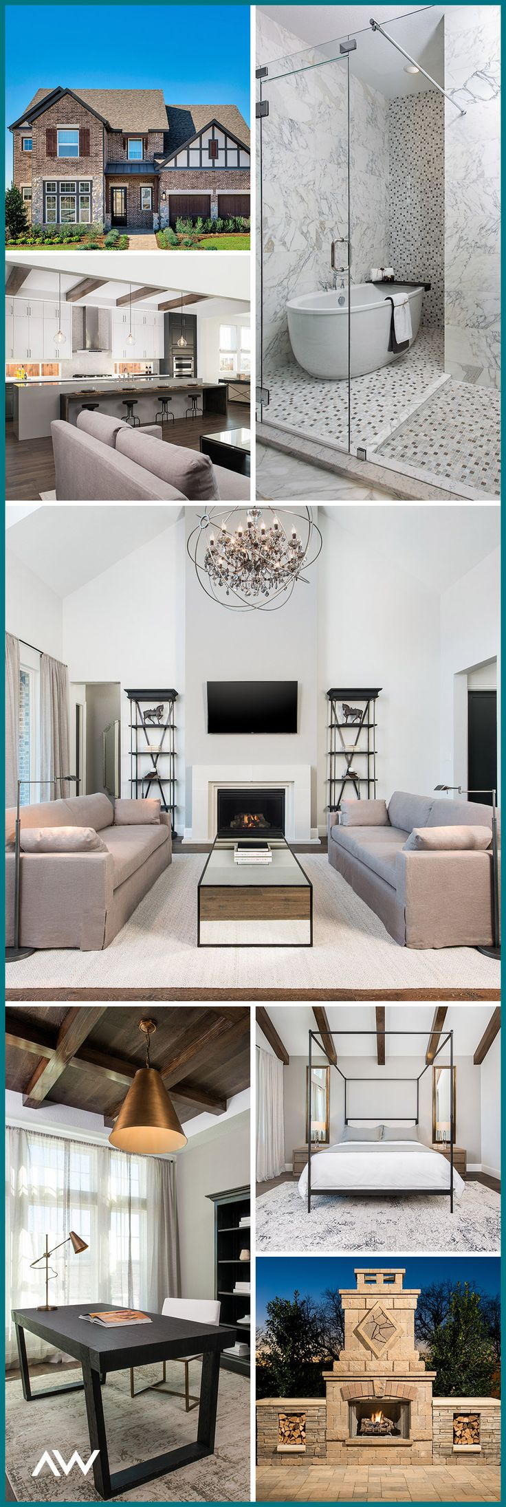 dallas is an amazing place to call home find inspiration to create your new home in one of americas top cities to live in design your home to fit your