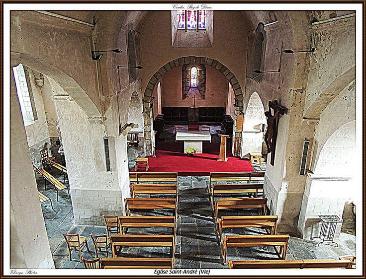 Eglise Saint-André, Coudes -63-