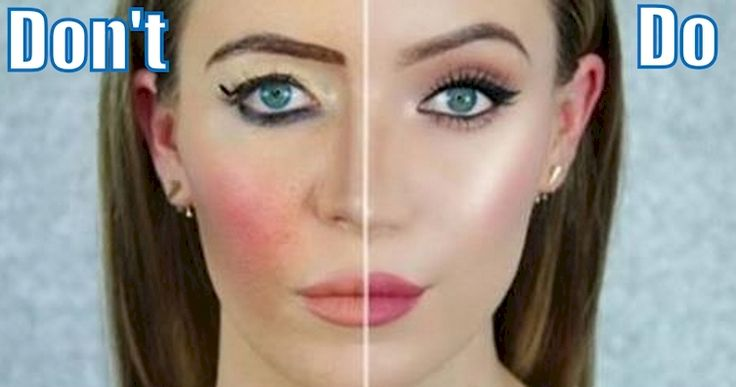 12 Makeup Mistakes You Need To Stop Making Right Now - DIY Craft Projects