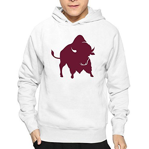 B&LAN Men's West Texas A M University SEC US News TAMU Hoodie White. For product & price info go to:  https://all4hiking.com/products/blan-mens-west-texas-a-m-university-sec-us-news-tamu-hoodie-white/