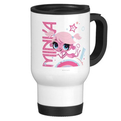 Minka en la ciudad grande 1. Regalos, Gifts. Producto disponible en tienda Zazzle. Tazón, desayuno, té, café. Product available in Zazzle store. Bowl, breakfast, tea, coffee. #taza #mug