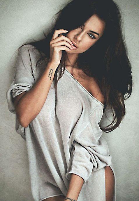 Model: Polish model Natalia Siwiec | Photography - Sexy - Pose - Posing