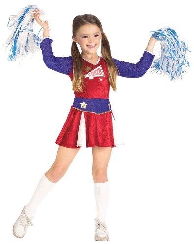 Cheerleader Costume For Kids