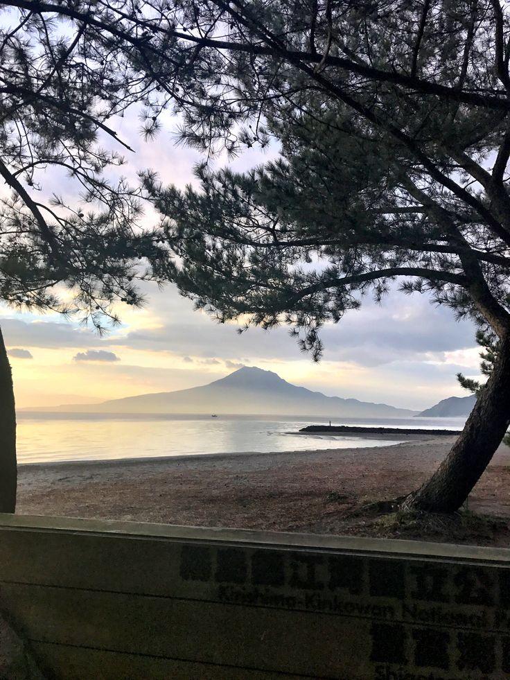 おはようございます(^o^)/  今日の櫻島です。  天気は晴れ。微妙に曇り。  稀勢の里、初優勝おめでとうございます!  久しぶりに日本人横綱誕生か?期待がかかりますね。  今日も1日、元気に楽しんでいきもんそ!!!