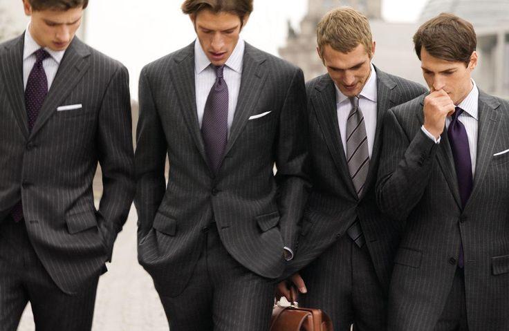 Ermenegildo Zegna - Suits carried at Giorgio's For Men  Vancouver, B.C. Canada    {www. giorgiosformen.com}