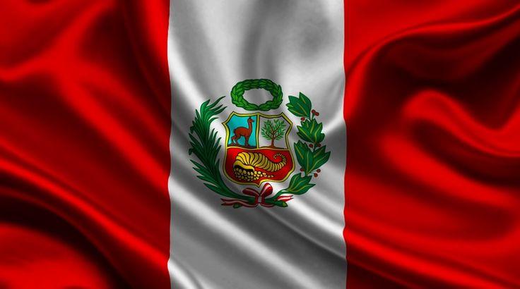 Drapeau-du-perou-drapeau-peruvien | Voyage au Pérou
