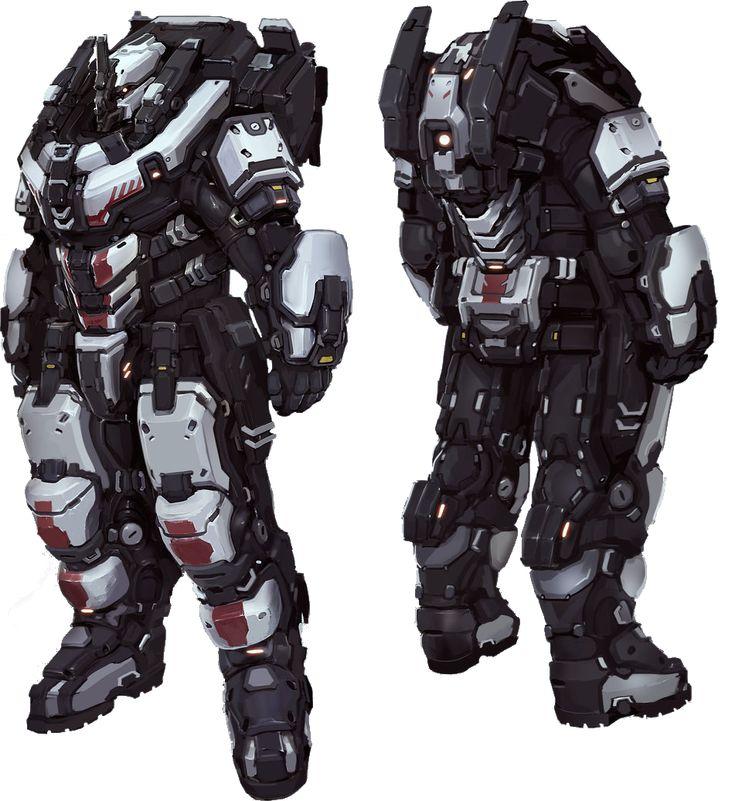 heavy power armor - Google Search