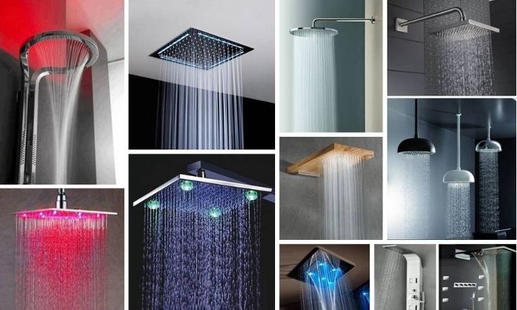 Modern Shower Design Ideas to upgrade your bathroom