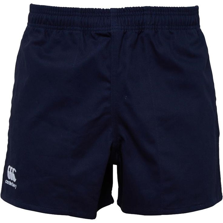 Canterbury Mens Professional Cotton Rugby Shorts Canterbury rugby shorts that feature an elasticated waistband and internal drawstring fastening that combines for a comfortable yet secure fit. http://www.MightGet.com/february-2017-2/canterbury-mens-professional-cotton-rugby-shorts.asp