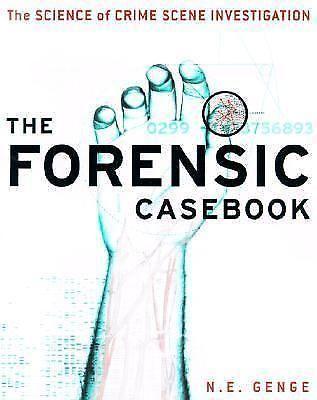 The Forensic Casebook: The Science of Crime Scene Investigation 345452038 | eBay