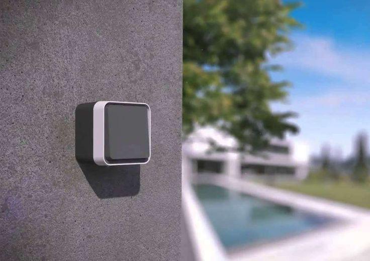 interrupteur exterieur terrasse jardin Hager