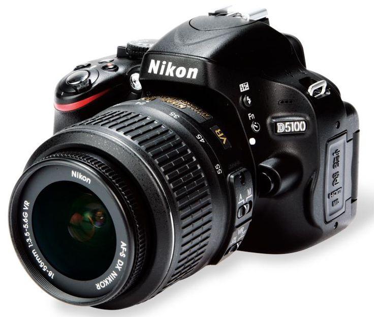 #aparat fotograficzny do 2000 #Nikon D5100 z http://mamiya.com.pl/aparat-fotograficzny-do-2000-zlotych/