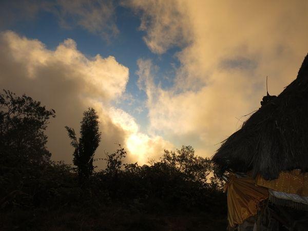 top of gunung batukaru