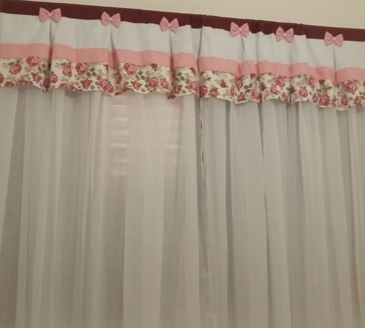 10 best images about Cortinas on Pinterest  Quartos, Floral and Bebe