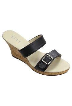 Wanita > Sepatu > Sandal > Sandal Heels > El 3362 Black > Elle Shoes