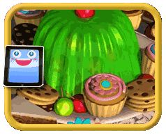 Yummy Desserts - Find the Differences Game for Kids