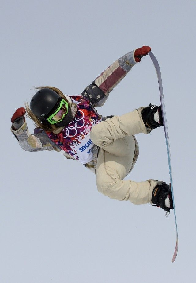 Jamie Anderson wins second gold for U.S. in slopestyle ...