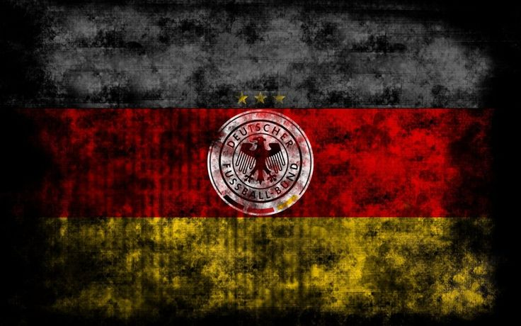 German Flag HD Wallpaper