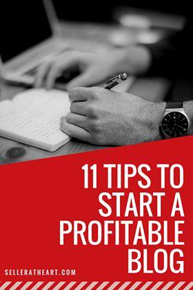 11 tips to start a profitable blog! #blogger #makemoneyonline #blogging #bloggerforlife #bloggerforbeginners #moneytips #bloggerstyle #business #businesstips #bloggingtips #startablog #startingablog #howtostartablog #bloggingforbeginners